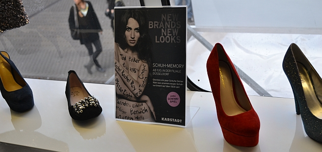 """New Brands - New Looks"" - KARSTADT Fashion Roadshow"