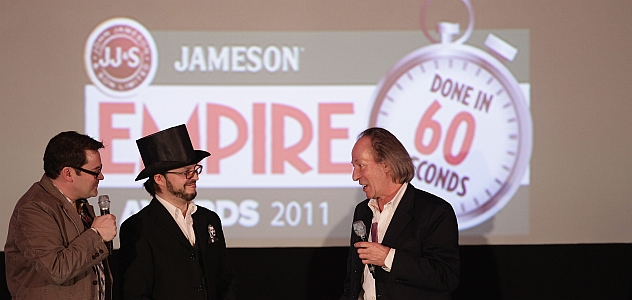 "JAMESON Empire Awards ""Done in 60 seconds"""