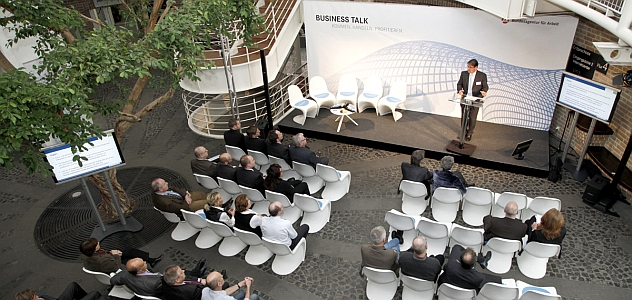 """BUSINESS TALK""- Event-Roadshow"