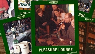 """JAMESON Pleasure Lounge"""