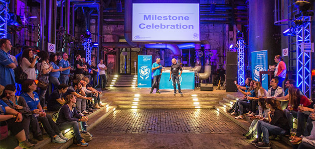 DLL - milestone celebration